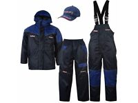 brand new isotec fishing suit