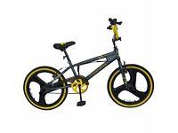 Muddyfox Kids Neon BMX 20 inch Tech Spec Bike Bicycle