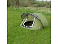 Gelert Quick Pitch 3 Man Tent New and Unused