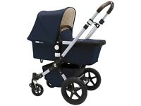 BRAND NEW SEALED 2017 BUGABOO CAMELEON 3 CLASSIC+ PUSHCHAIR NAVY