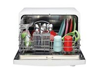 Indesit ICD661 Compact Dishwasher - with full 2 years parts and labour - John Lewis