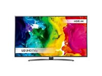 """Brand New LG 55UH668V Smart 4K ULTRA HD HDR 55""""LED TV with WebOS."""