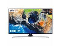 Samsung TV 55 inch 4K Ultra HD Smart LED TV in Black (UE55MU6120)