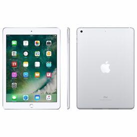 Apple iPad 5thGen (Latest) 9.7'' Retina Display, A9 Chip, 32GB, WiFi. Silver, Brand New in Box