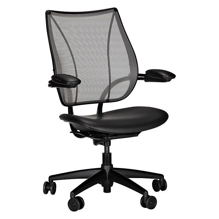 Humanscale Liberty Task Chairs High Quality Executive Mesh Ergonomic Orthopedic Office Seating