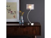John Lewis paige touch lamp UNUSED