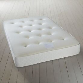 Brand New Comfy Double Quilted Comfy Orthopedic Mattress FREE delivery
