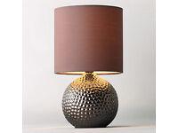 Alisa John Lewis table lamp New in box