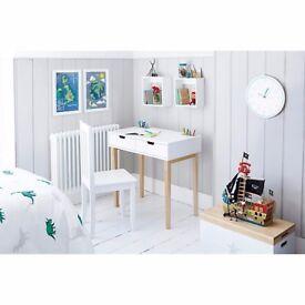 Kids Study Desk / Computer Table - BRAND NEW boxed / Fleming Desk GLTC / John Lewis RRP 215