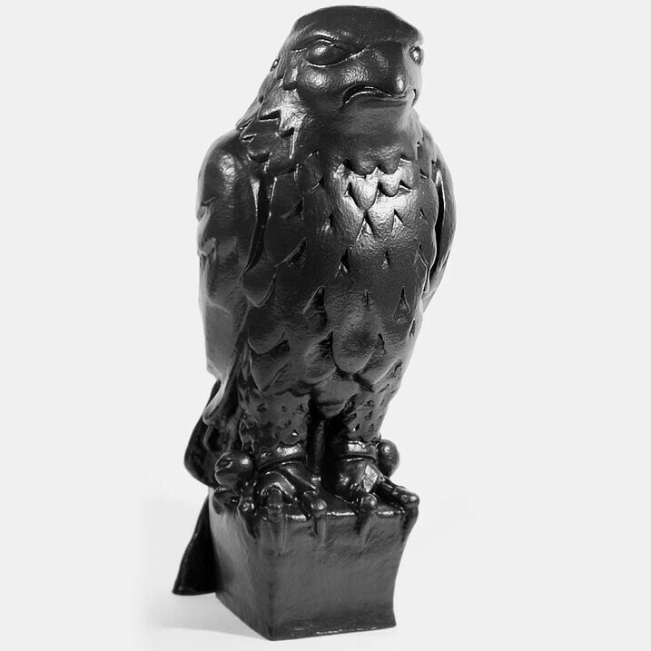 1941 Maltese Falcon Statue Screen Accurate Prop 10 LB Lead by Haunted Studios™