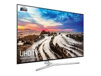 "Brand New Boxed Unused -SAMSUNG UE49MU8000 49"" Smart 4k Ultra HD HDR LED TV-RRP £1499"