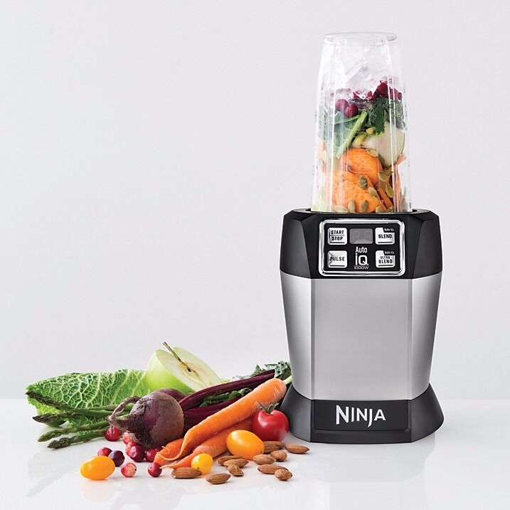 Nutri Ninja Blender with Auto IQin Swindon, WiltshireGumtree - Used once to check working condation. Originalley purchased from John lewis and 2 years guarantee included. In john lewis price 79.99 Product information Let Nutri Ninjas unique One Touch Auto iQ Intelligence system, take care of all your juicing,...