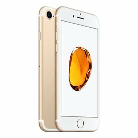 Iphone 7 Plus, 32 GB, GOLD, Sim Free, Facotry Unlocked, BNIB, Factory Sealed, Never Opened