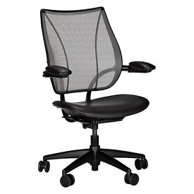 HUMANSCALE LIBERTY HIGH QUALITY MESH EXECUTIVE TASK OFFICE CHAIR