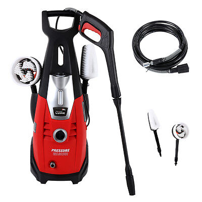 LUMIK High Pressure Washer Electric Water Cleaner 2400W 588L/H Hose Cleaning