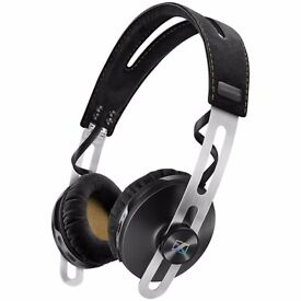 Sennheiser Momentum 2.0 On-Ear Wireless Noise Cancelling Headphones - Black