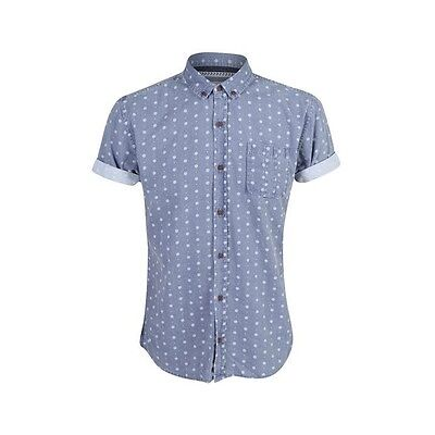 Short Sleeve Wheel Print Shirt Top