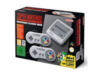 Nintendo Classic Mini SNES: Super Nintendo Entertainment System