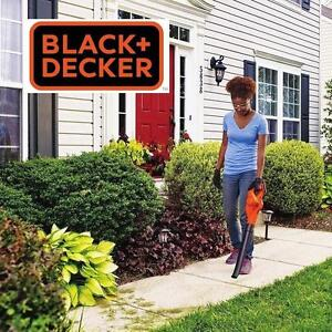 NEW BLACK  DECKER 20V SWEEPER LEAF BLOWERLSW221 20V Max Lithium Cordless 109854856