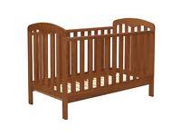 Cot Bed - John Lewis Rachel Kids Cot Bed with Mattress