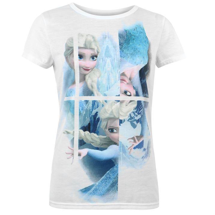 T-shirt LA REINE DES NEIGES