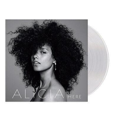 Alicia Keys   Here Vinyl Lp Clear Sealed New