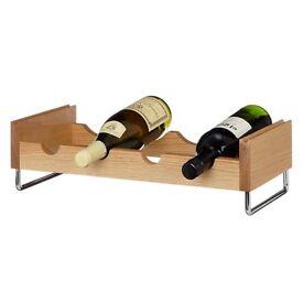 New John Lewis stackable wine racks for sale