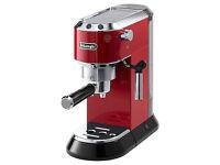 DeLonghi EC680 Dedica Pump Espresso Coffee Machine