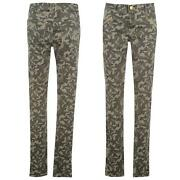 Womens Camo Trousers