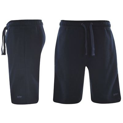 Lee Cooper Fleece Shorts Navy XS TD082 BB 05