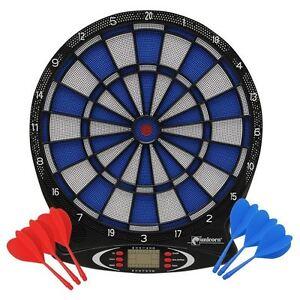 Unicorn Electronic Striker Surround Dart Board Darts Home Sport Spear Time Game