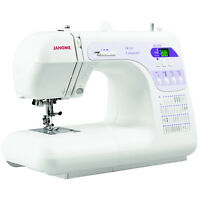 Janome Computer sewing machine