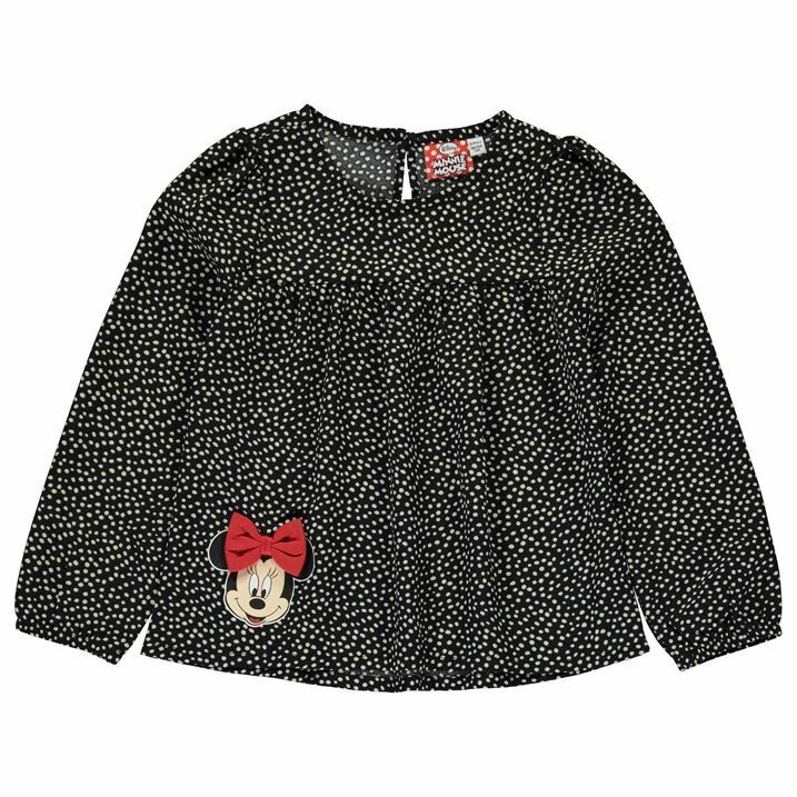 Top MINNIE à pois