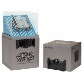 Star Wars Drone | Collector's Edition | TIE Advanced X1 | Perfect Christmas Gift | Delivery