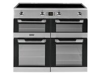 BRAND NEW Leisure CS100D510X Induction Range Cooker, Stainless Steel