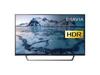 Brand New SONY SMART TV Bravia KDL40WE663 LED HDR Full HD 1080p, Wifi, 40 inch with Freeview