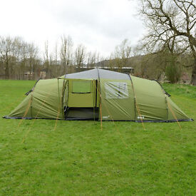 2 x Gelert Quest 6 man Tent brand new in box (sealed) - pictures are off the web.