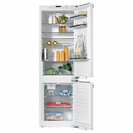 Miele Ex Display integrated fridge freezer Model New without box