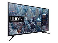 NEW SAMSUNG 60 SMART ULTRA HD 4K FREEVIEW HD SCREEN MIRRORING
