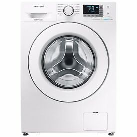 SAMSUNG ecobubble - 9kg, 1400rpm Washing Machine - White