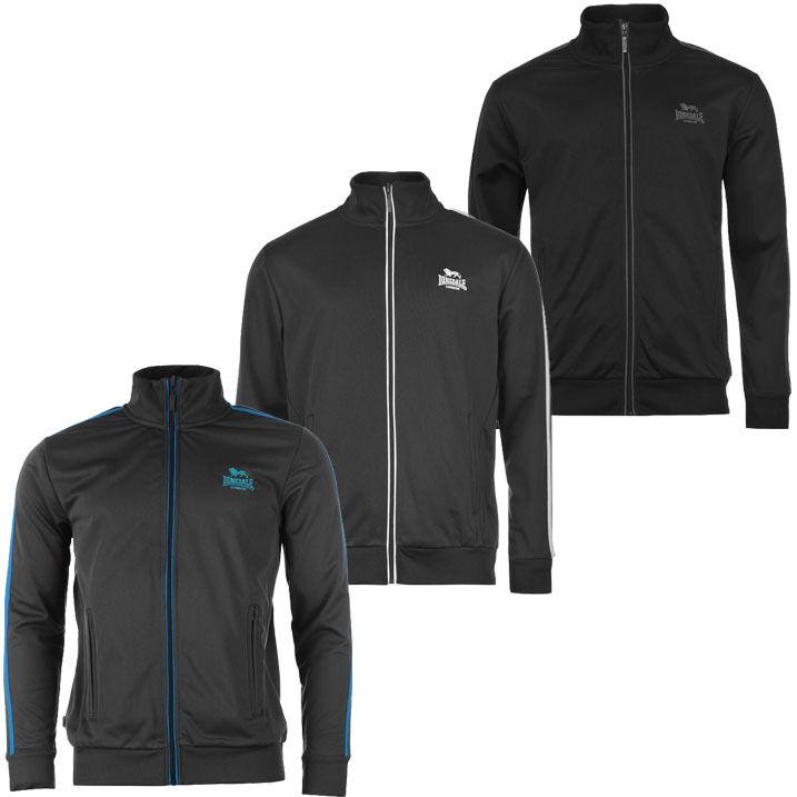 Lonsdale Herren Track Top Jacke S M L XL XXL Trainingsjacke Jacket London neu