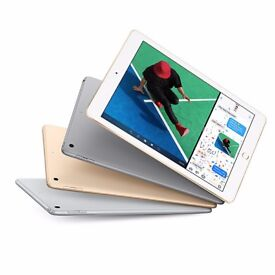 Apple iPad 5th generation, 32GB, WiFi, A9 Chip, Space Grey, Silver and Gold Available,BRAND NEW