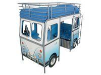 VW Childs Bunk Bed ( VW Split screen, VW Transporter ) Bed