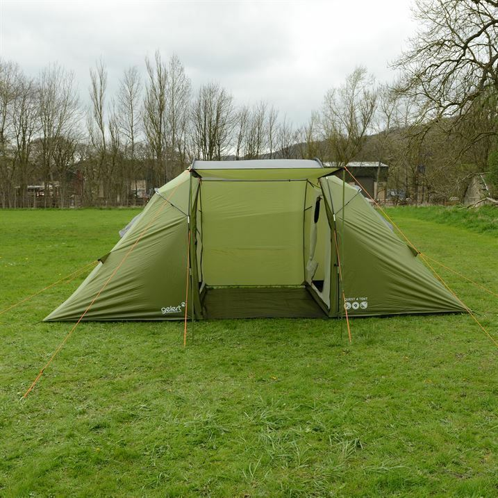 Gelert Quest 4 Tent brand new in bag - pictures are off the web : quest tent - memphite.com