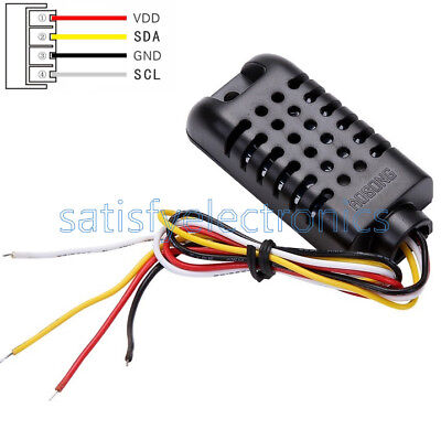 Am2320b Digital Temperature And Humidity Sensor Module Am2301 Sht21 For Arduino
