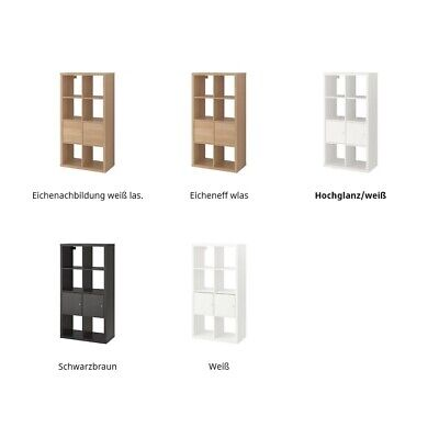 Ikea Estante Con Puertas,77x147 CM,Ambientes,Div. Colores,Almacenamiento,Estante