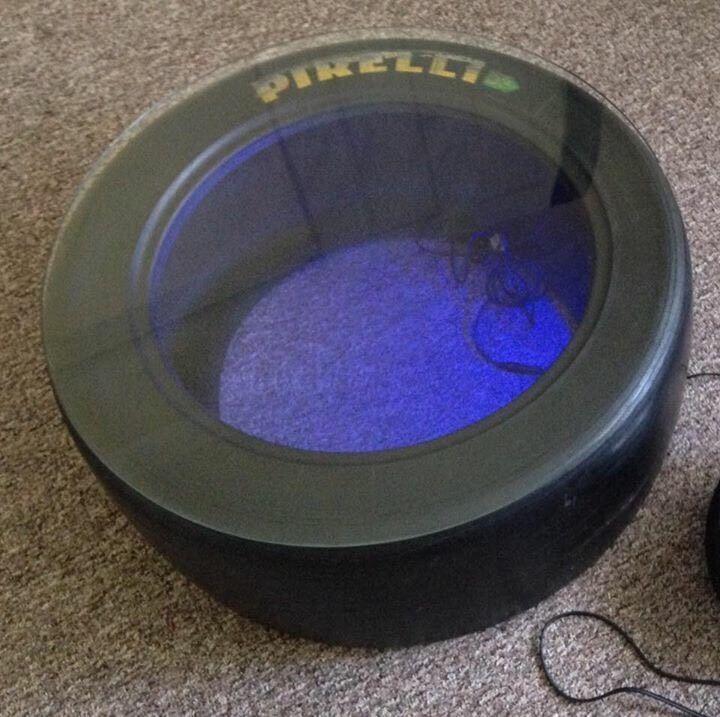 pirelli tyre coffee table | in swansea | gumtree