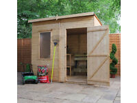 8X6 High Quality Shed For Sale