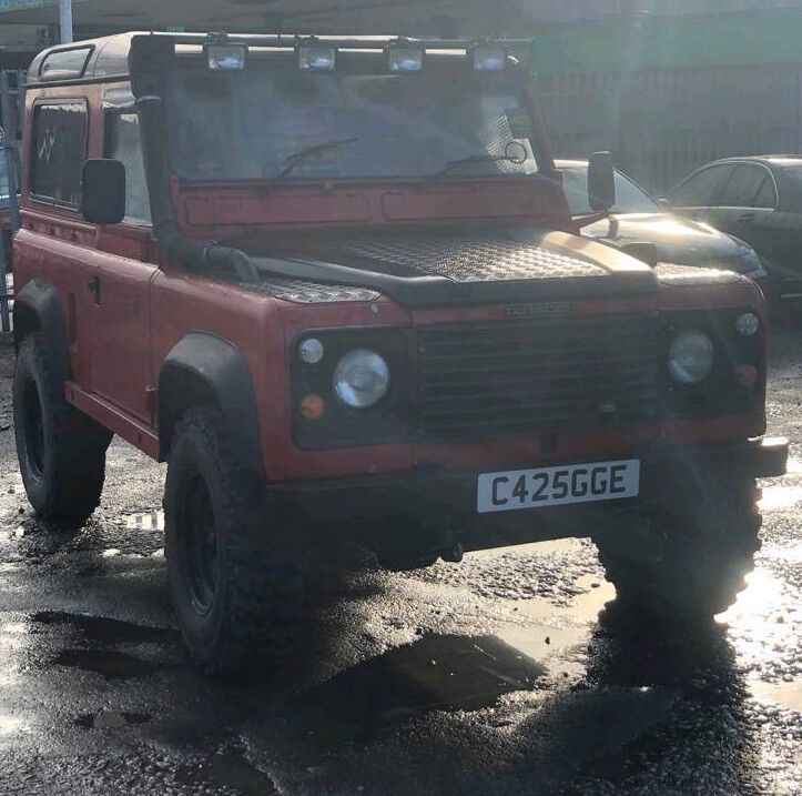 1985 Land Rover Defender 90 200 TDi 2 5 | in Stanningley, West Yorkshire |  Gumtree