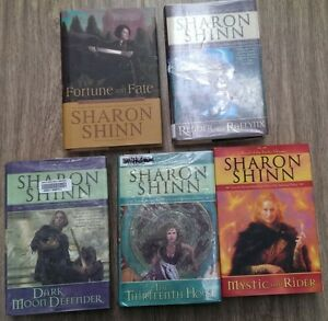The Twelve Houses series by Sharon Shinn HC 1st ed
